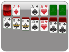 1 Card (3 Pass)<br/>Solitaire